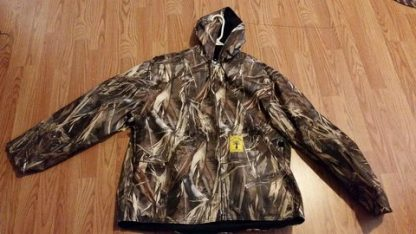 DTR Camo Unlined Classic Hunting Coat