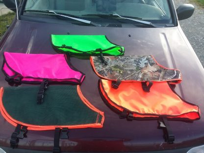 Dog protective vests any color any size see them and keep them properly protected