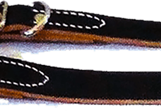 NiteTime Leather Puppy Collars Amish made half inch leather collars in lengths from an 8 inch leather for the puppy