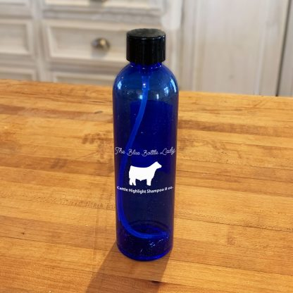 This dual purpose shampoo brightens white hair, while adding shine and fullness to the hair. Helps prevent drying of the hair follicles