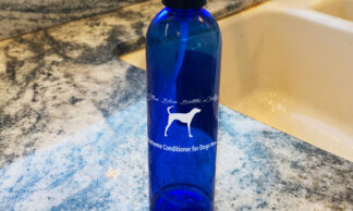 Extreme Conditioner for Dogs will help dry skin, and will add softness to dry and brittle hair for many species. all natural