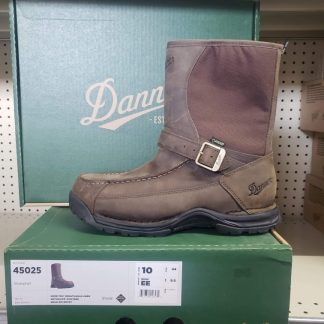 Danner Leather Zippered Wellington Hunting Boot